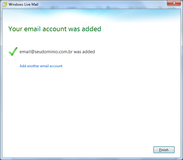 windows live mail 2012 - 07